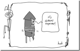 Gapingvoid - Great Exposure