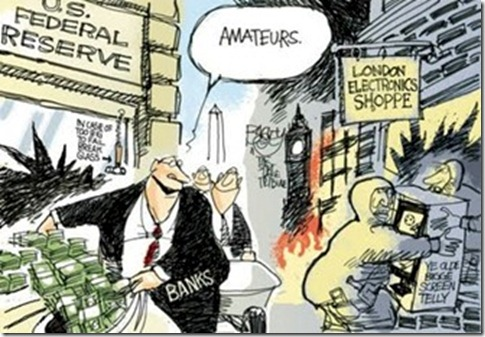Amateurs cartoon
