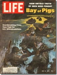 LIFE cover on Bay of Pigs