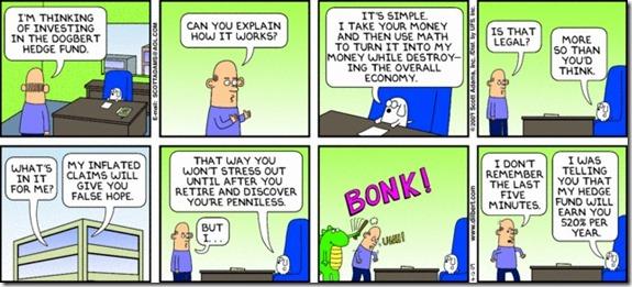 Dilbert - Financial black boxes